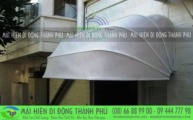 mai vom san thuong 5 Mái vòm cửa sổ   lựa chọn tuyệt vời cho ngôi nhà bạn