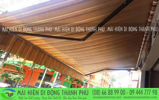 mai hien di dong 17 Mái hiên di động Thành Phú giá rẻ tại TPHCM