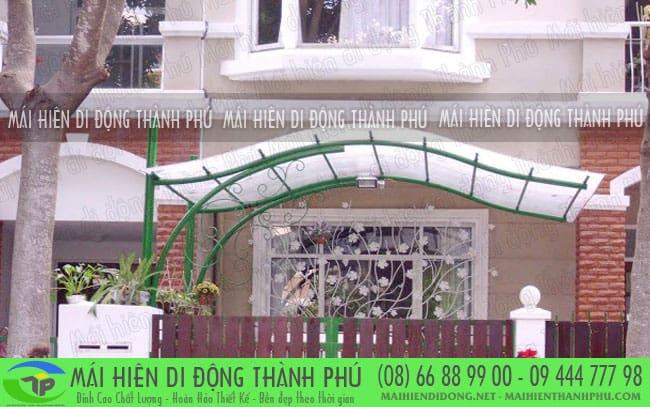 mai vom san thuong 6 Ở đâu lắp đặt mái vòm giá rẻ nhất ?