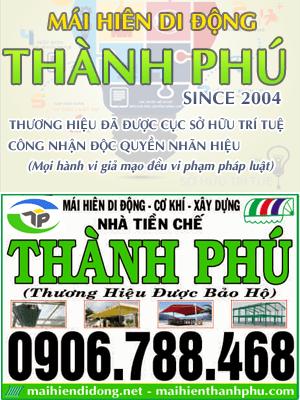 mai xep di dong Thanh Phu