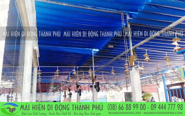 bat xep di dong 7 Mái xếp sài gòn sang trọng giá rẻ chất lượng chỉ có tại Thành Phú