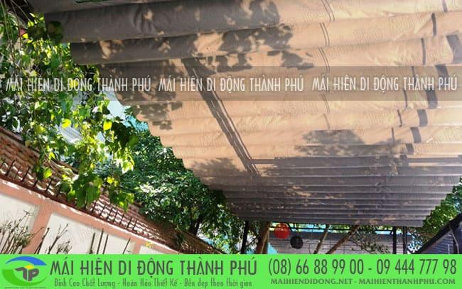 mai bat xep 3 Mái xếp sài gòn sang trọng giá rẻ chất lượng chỉ có tại Thành Phú