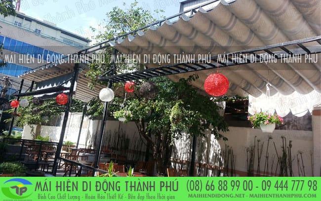 mai bat xep 4 Mái xếp sài gòn sang trọng giá rẻ chất lượng chỉ có tại Thành Phú