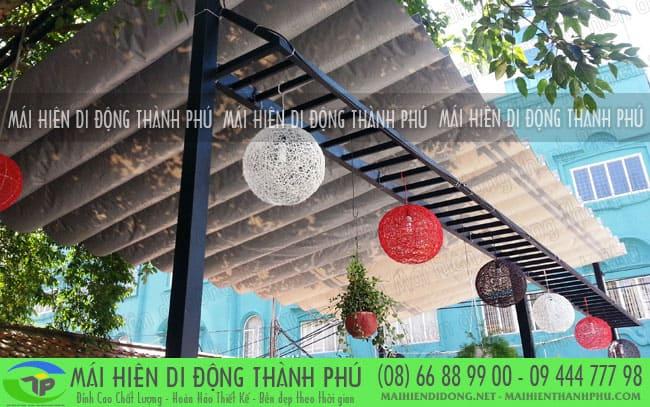 mai bat xep 7 Mái xếp sài gòn sang trọng giá rẻ chất lượng chỉ có tại Thành Phú