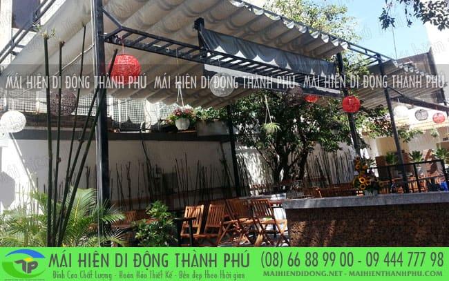 mai che xep 13 Mái xếp sài gòn sang trọng giá rẻ chất lượng chỉ có tại Thành Phú